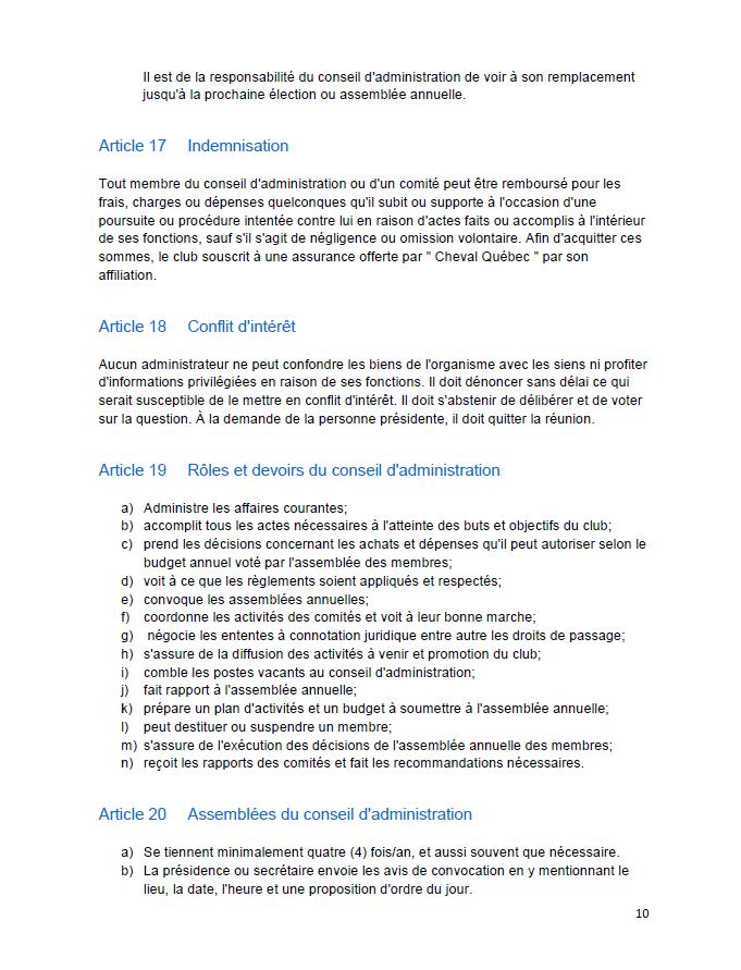 2018 Règlements généraux (10)