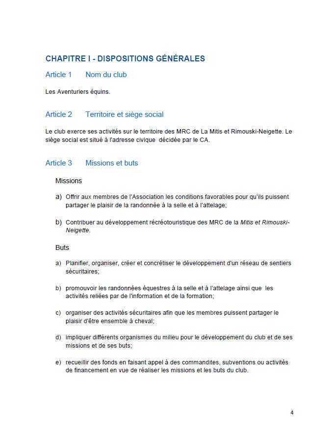 2018 Règlements généraux (4)