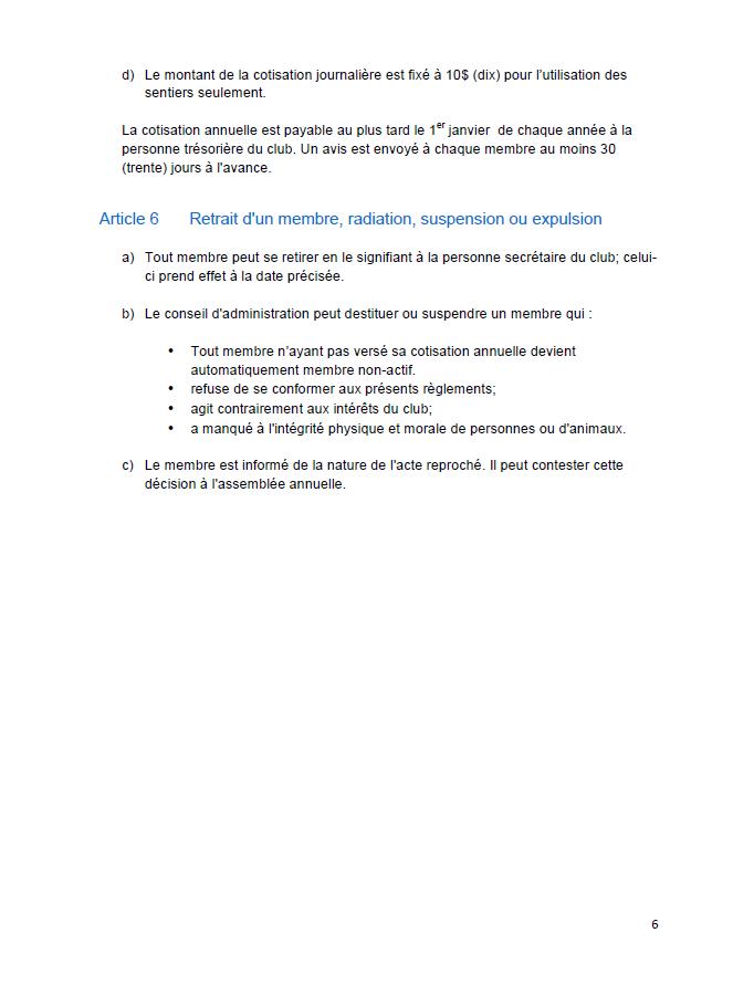 2018 Règlements généraux (6)