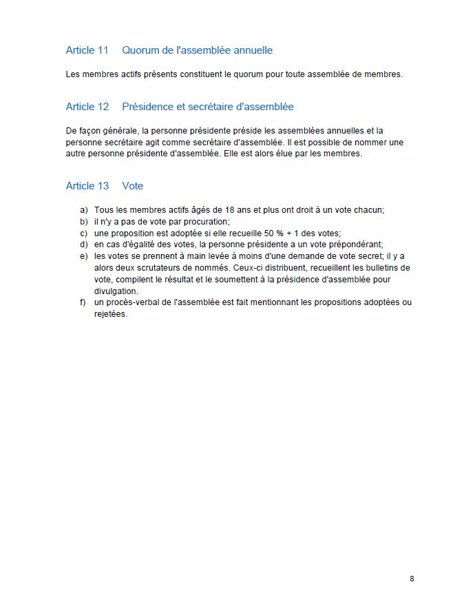 2018 Règlements généraux (8)