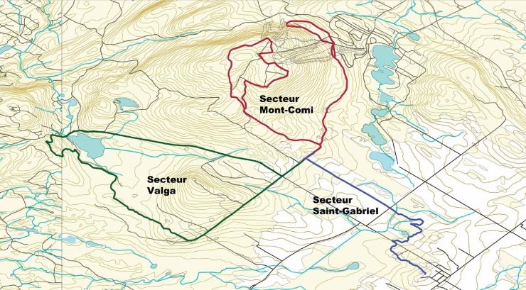 Carte des sentiers (2)